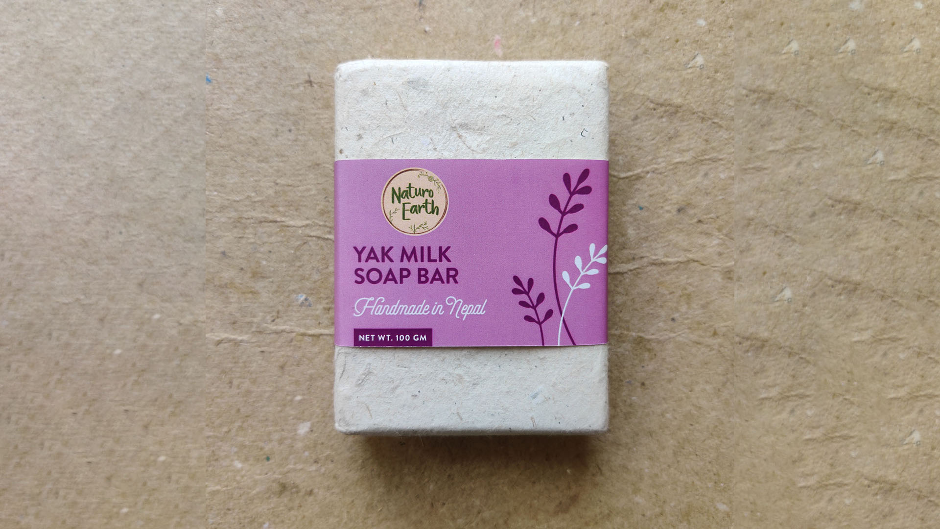 Yak Milk Soap Bar For Face And Body