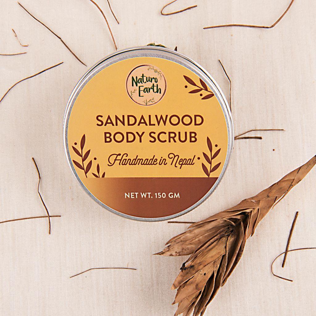 Sandalwood Body Scrub