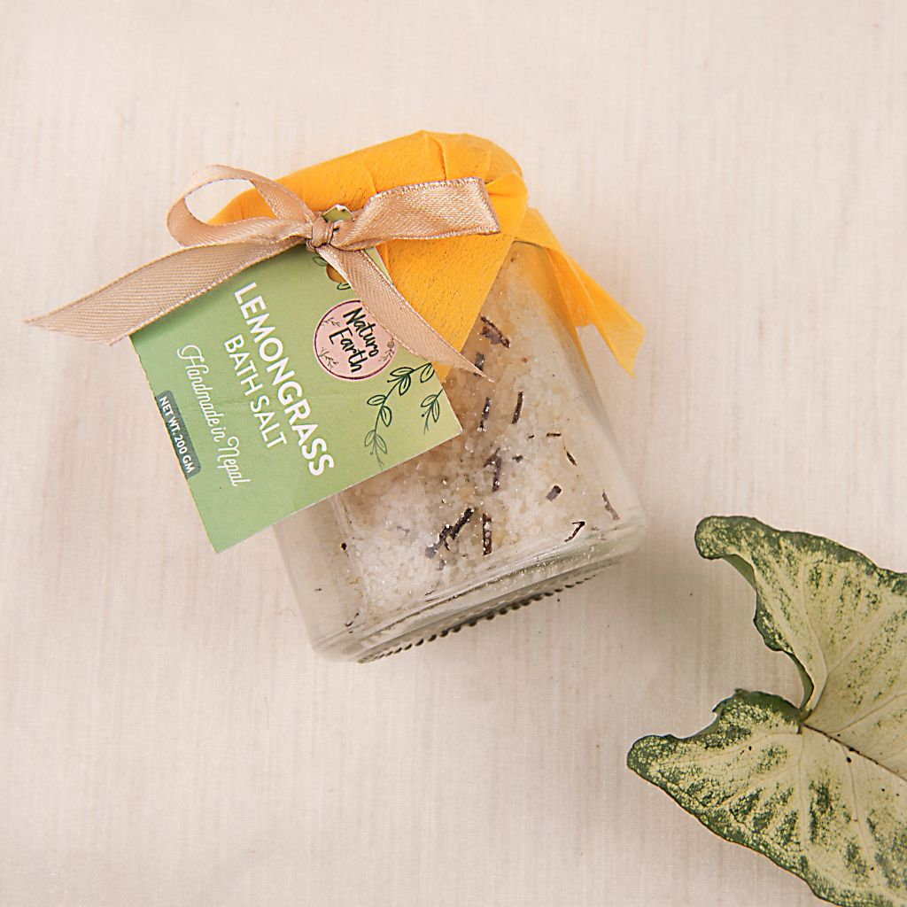 Lemongrass Bath Salt