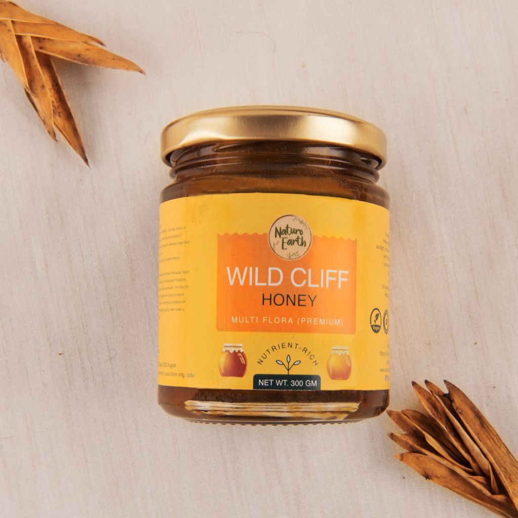 Wild Cliff Honey