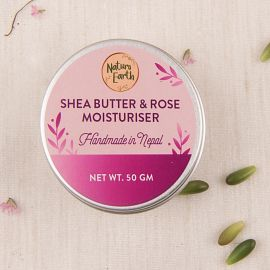 Shea Butter and Rose Moisturizer