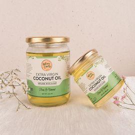 Organic Cold Pressed Extra Virgin Coconut Oil With Algae