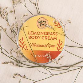 Lemongrass Body Cream
