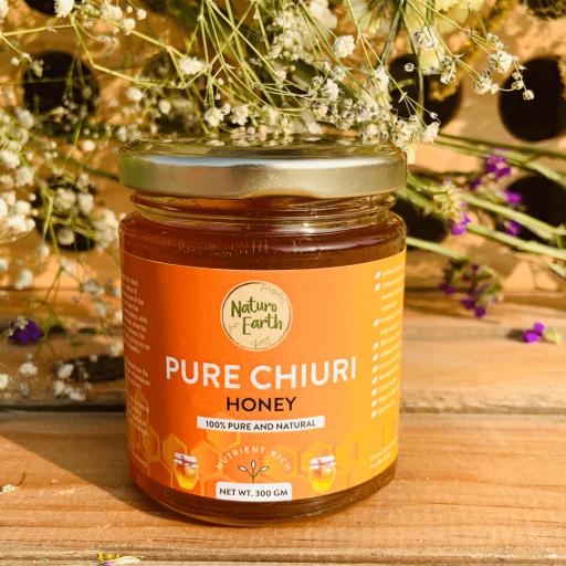 Pure Chiuri Honey